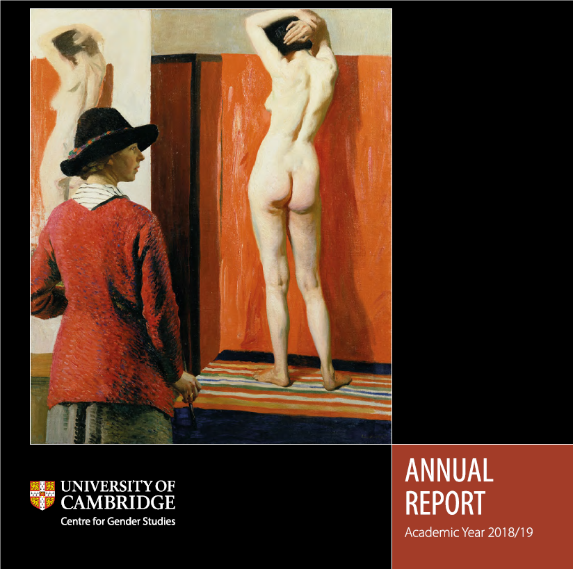 Annual Report 2018-19 Cover Image