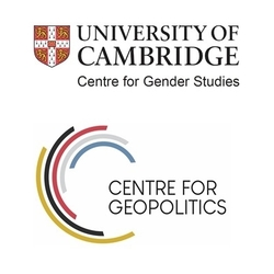 Gender and Geopolitics combined logo